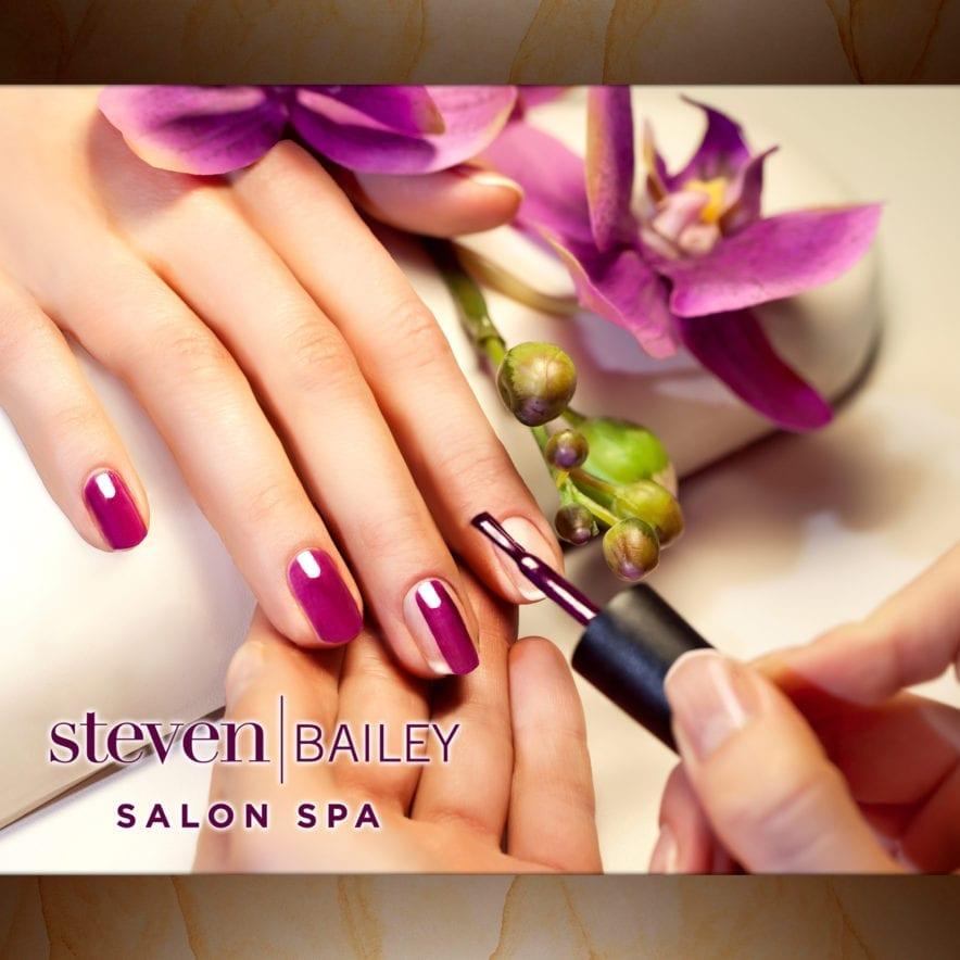 Nail Salon Services at Steven Bailey Salon Spa   Steven Bailey Salon Spa